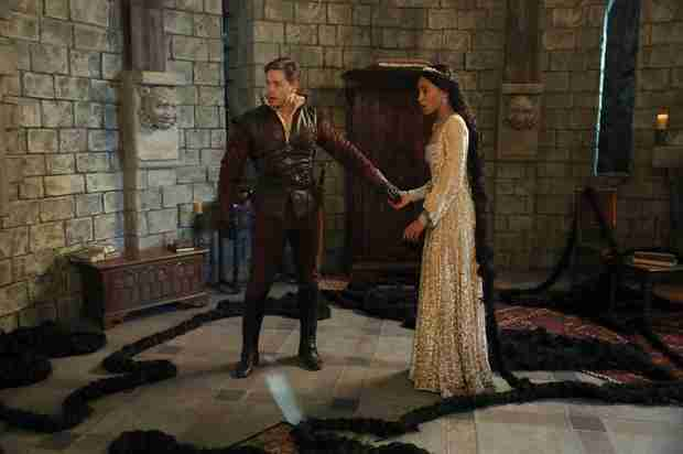 "Once Upon a Time Recap: Season 3, Episode 14 — ""The Tower"""