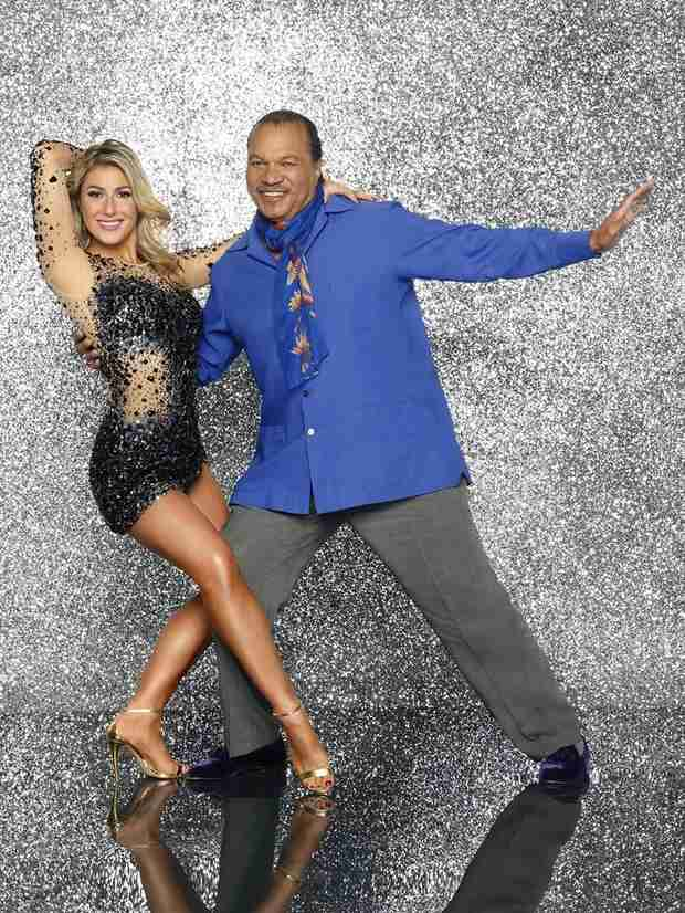 Who Is Billy Dee Williams? 5 Things to Know About Dancing With the Stars Season 18 Celeb