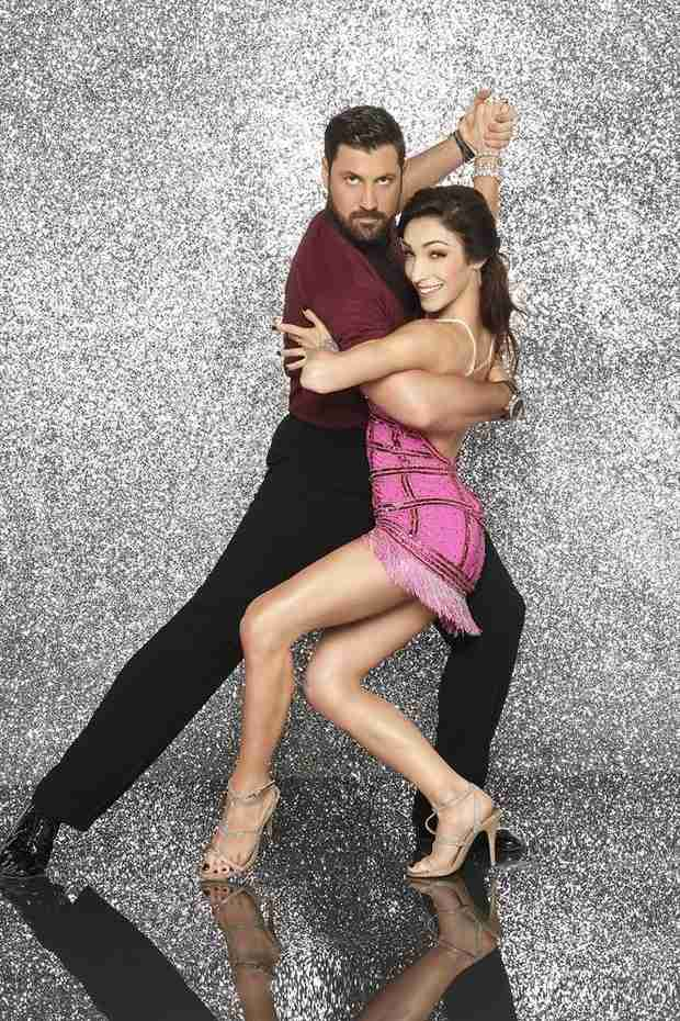 "Dancing With the Stars: Maks Chmerkovskiy Loves Meryl Davis and Wants to ""Marry"" Her"