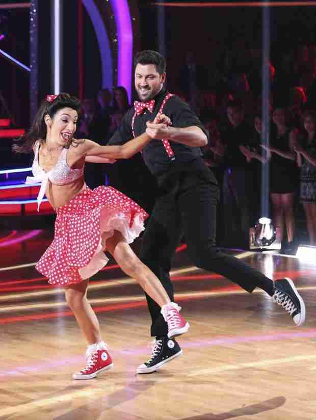 "Maksim Chmerkovskiy ""Might Start Crying and Throw a Fit"" Over Dancing With the Stars Switch Up"