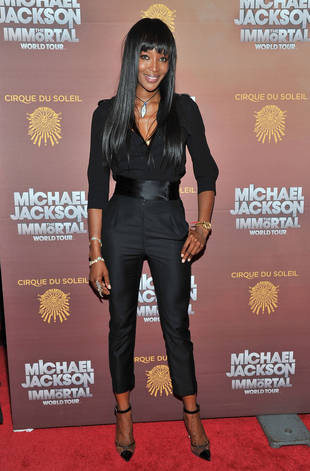 Naomi Campbell Says She Used to Be Infertile, Now Wants Kids!
