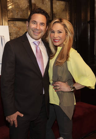 Adrienne Maloof Seeks Restraining Order Against Ex-Husband Paul Nassif — Report