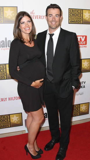 Carson Daly and Fiancée Siri Pinter Expecting Baby No. 3!