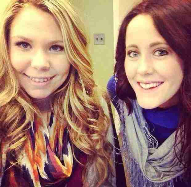 Jenelle Evans Invites Kailyn Lowry to Her Baby Shower!