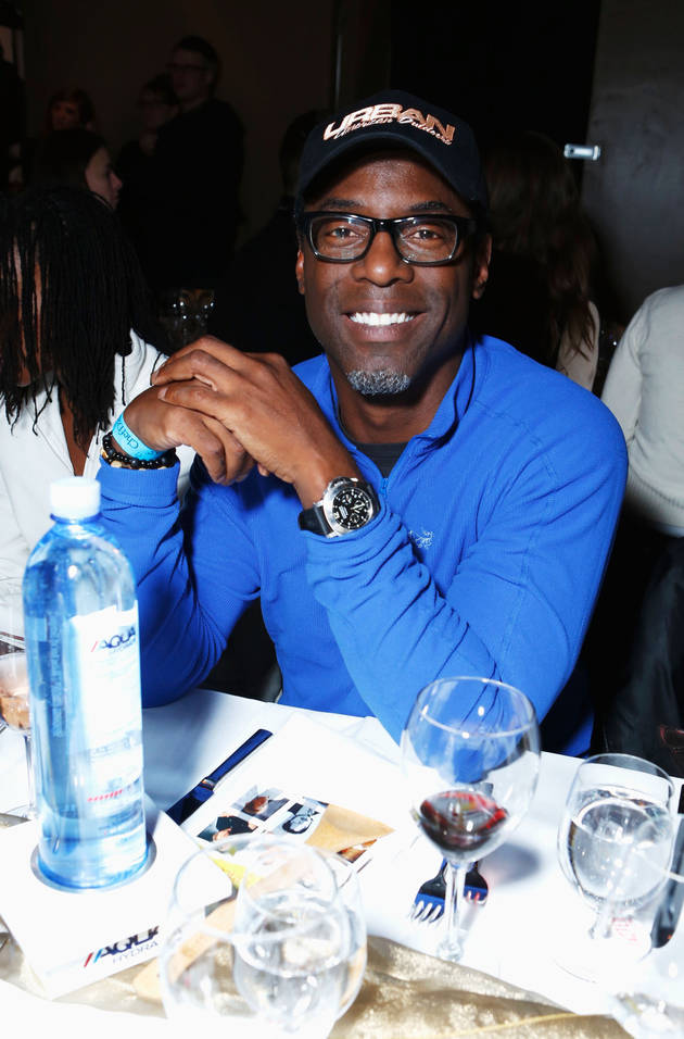 Grey's Anatomy: Isaiah Washington Returns to Set, Shares a Photo of His Script!