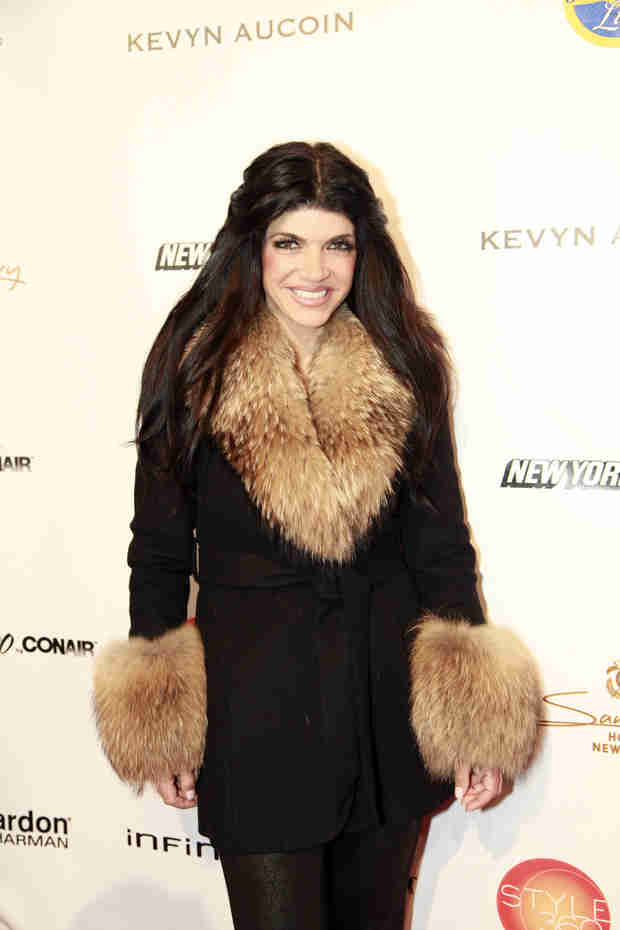 Teresa Giudice Asks For Cash-Only Transactions at Book Signing —Report