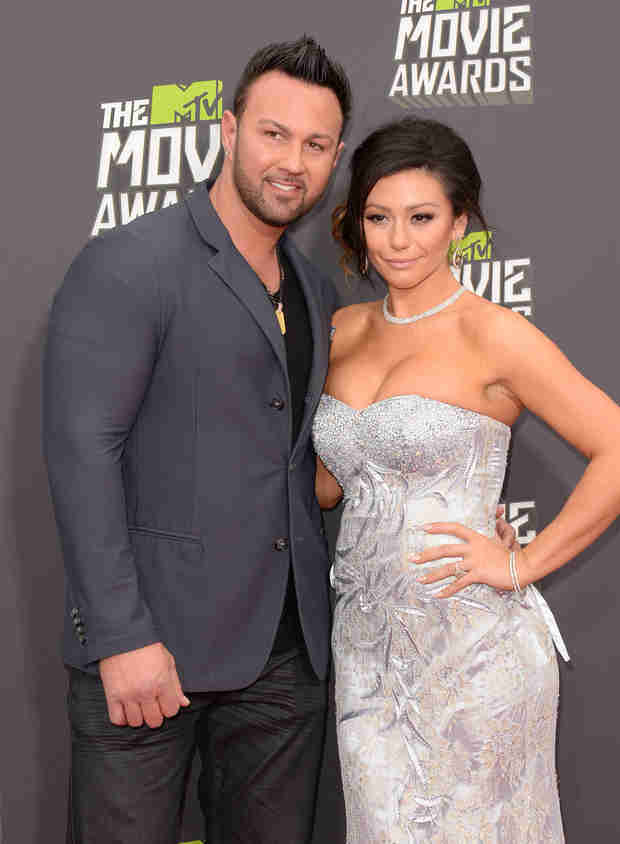 "JWOWW Reveals ""Dramatic"" Pregnancy Moment"