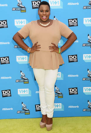 Alex Newell Opens Up About Playing TV's First Transgender Teen
