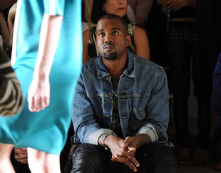 Kanye West Gets Front Row Seats For Kendall Jenner's Givenchy Fashion Show