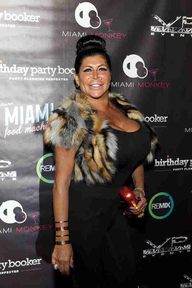 Mob Wives' Big Ang Gives Big Yes to Season 5 — And More Plastic Surgery