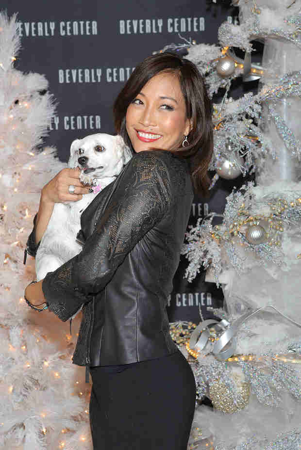 Carrie Ann Inaba's Ex-Boyfriend Joined the DWTS Pro Troupe — And No One Told Her!
