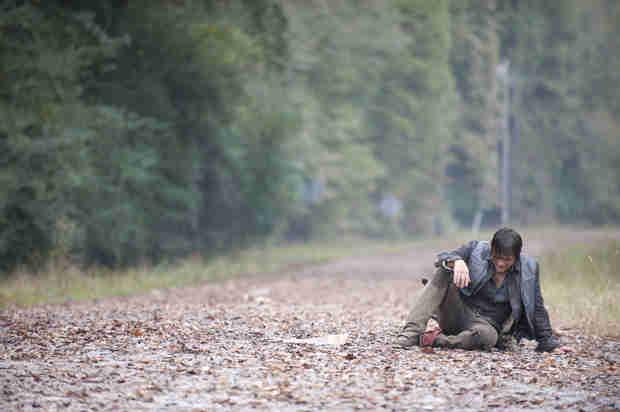 "The Walking Dead Season 4: Daryl Dixon's ""Unlucky in Love"" Streak Continues"