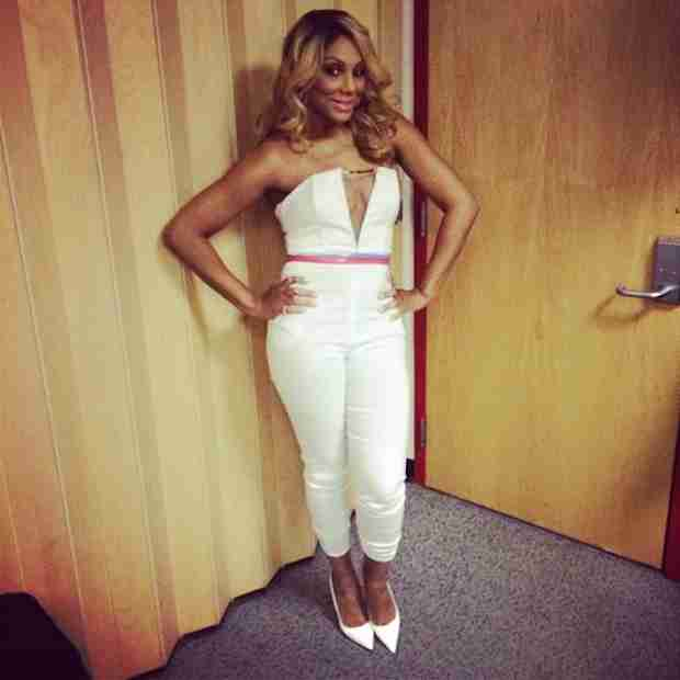 Tamar Braxton Hints at Plans For Her Own Business and Upcoming Tour!