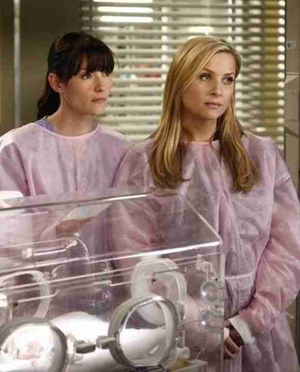 Grey's Anatomy: On Which Other Show Did Jessica Capshaw and Chyler Leigh Co-Star?