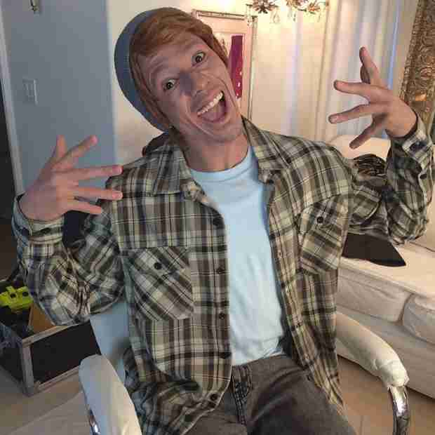Nick Cannon Wears Whiteface, Ignites Controversy — See the Pic! (PHOTO)