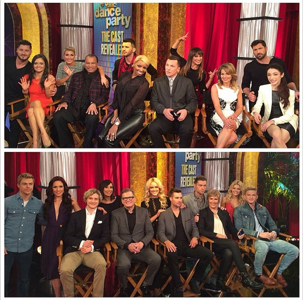 Dancing With the Stars Season 18 Cast: Are You Happy? (VIDEO)