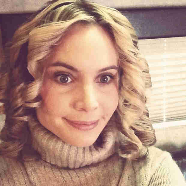 Leah Pipes Shows Off Dramatic New Hairdo — Hot or Not? (PHOTO)