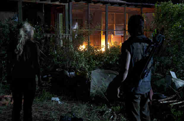"The Walking Dead Season 4: Why Did Daryl and Beth Burn the House Down in Episode 12: ""Still""?"