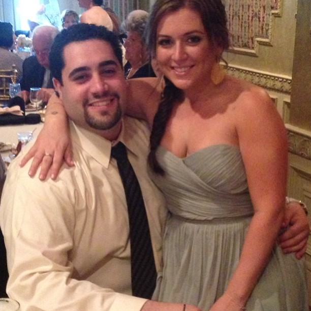 Vito Scalia Tweets Sweet Message to Lauren Manzo
