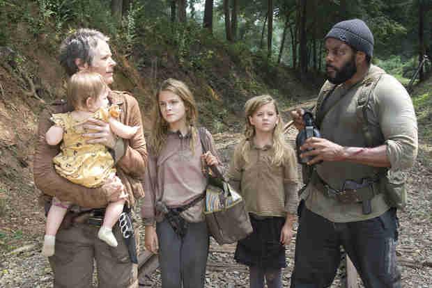 "The Walking Dead Season 4: Melissa McBride Is ""Very Proud"" of Carol Peletier"