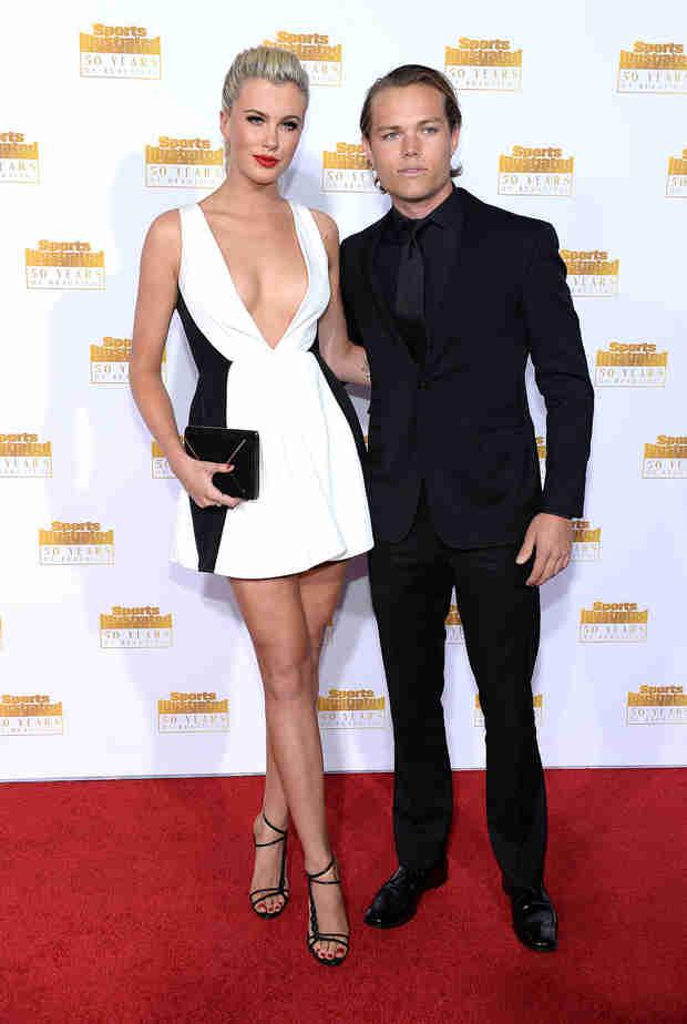 Ireland Baldwin Splits With Boyfriend Slater Trout, Now Dating Herself