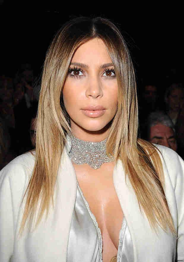 How Will Kim Kardashian Wear Her Hair at Her Wedding?
