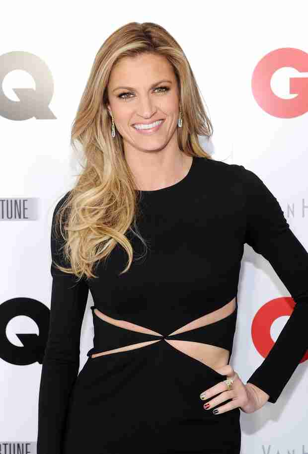 Do Men Like New DWTS Host Erin Andrews More Than Women? New Survey Says…