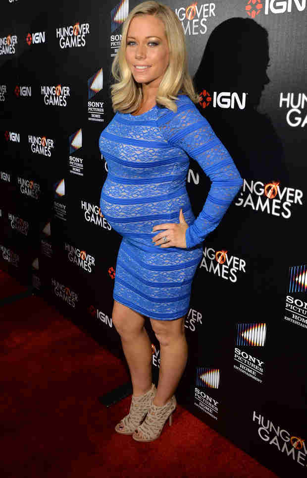 How Many Kids Does Pregnant Kendra Wilkinson Want?