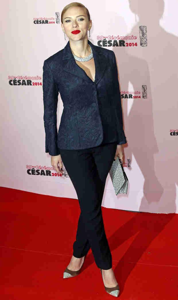 When Is Pregnant Scarlett Johansson Due?