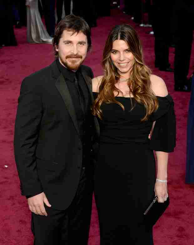 Christian Bale and Wife Expecting a Baby!