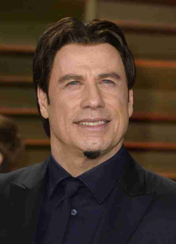 "John Travolta Speaks Out About His Idina Menzel Oscars Flub: ""Let it Go, Let it Go!"" (VIDEO)"
