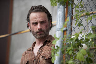 The Walking Dead Season 4: Farmer Rick Is Dead!