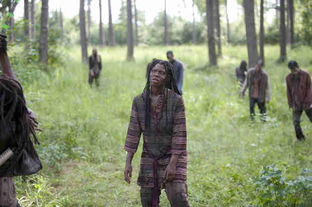 The Walking Dead Season 4: Should Kids Be Allowed to Watch?
