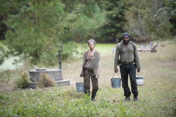 The Walking Dead Season 4: Should Carol Have Told Tyreese the Truth About Karen's Death?