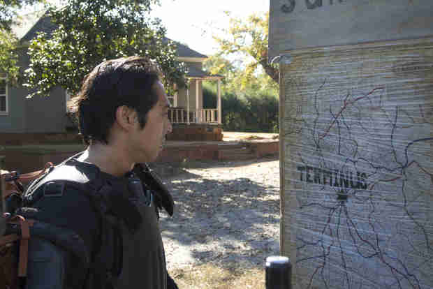 Will We Get to Terminus By The Walking Dead Season 4 Finale? Robert Kirkman Says…