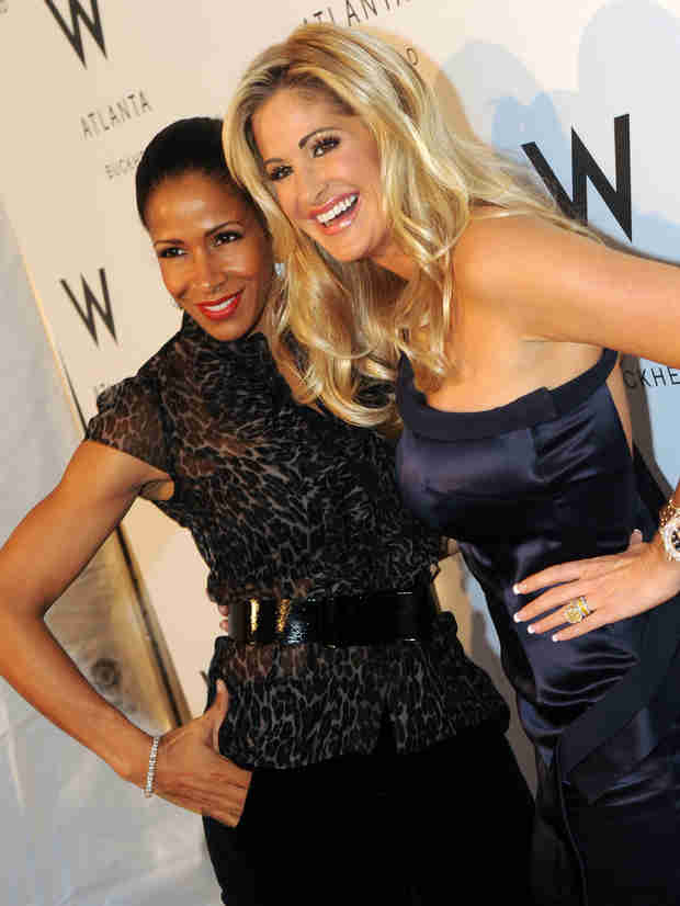 Sheree Whitfield to Join Kim Zolciak on WHHL This Sunday, March 16!