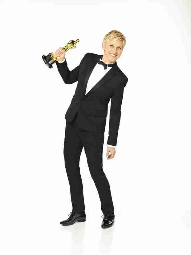 Oscars 2014: Ellen DeGeneres Talk Show Gets Major Ratings Boost!
