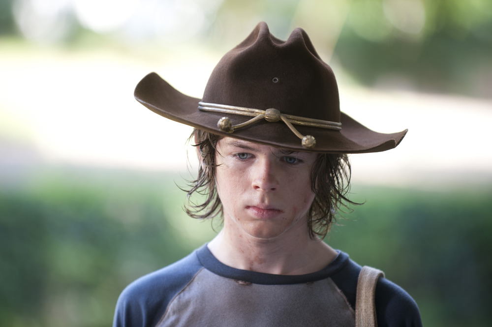 The Walking Dead Season 4: Why Carol Had to Kill Lizzie and Not … Carl