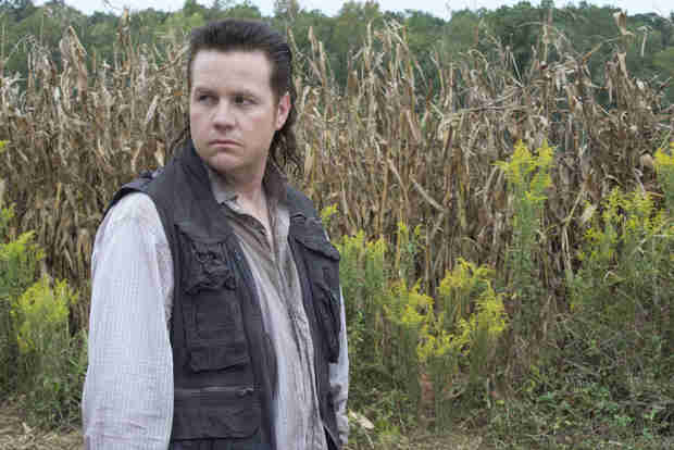 The Walking Dead: Will Eugene Bite [Spoilers] in the Crotch, As in the Comics? Josh McDermitt Hopes So