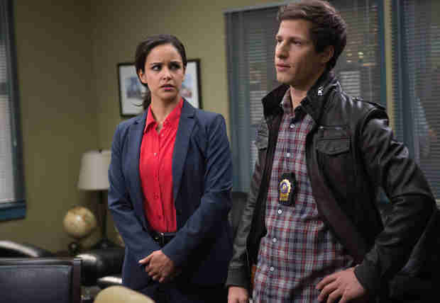 "Brooklyn Nine-Nine Finale Scoop: Jake and Amy ""Have Quite a Journey Ahead of Them"" — Exclusive"