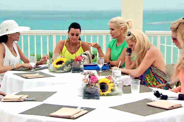Real Housewives of Beverly Hills Season 4, Episode 18 Recap — Lisa Bails on the Trip!