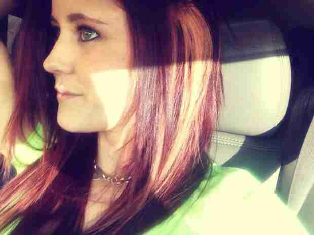 Jenelle Evans Dyes Her Hair — See Her New Color! (PHOTO)