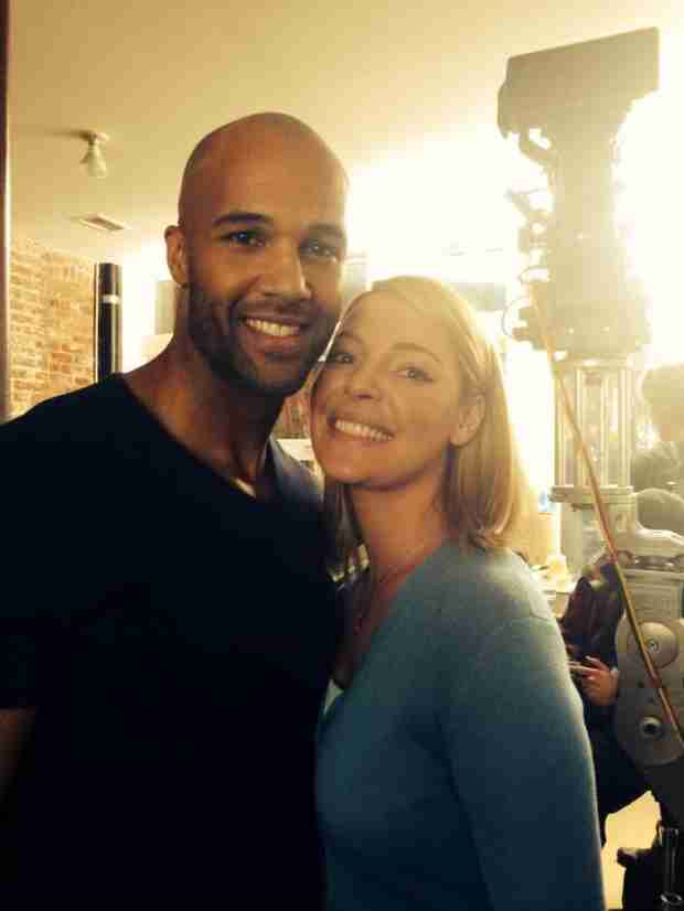Grey's Anatomy's Katherine Heigl Finds New Fiancé on State of Affairs — and He's Hot!