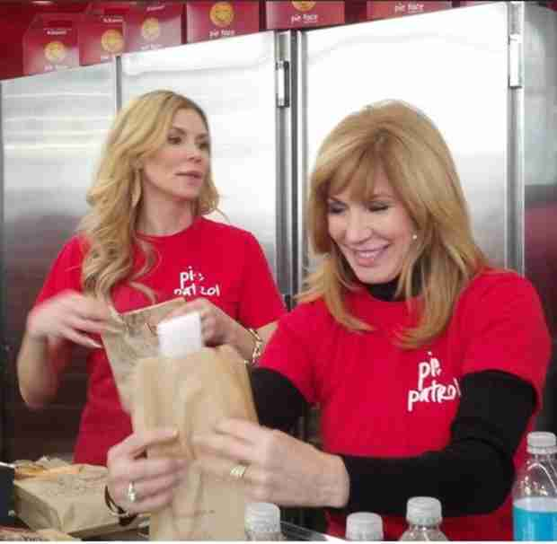 Brandi Glanville Invites Anyone to Throw a Pie in Her Face Today — For Charity