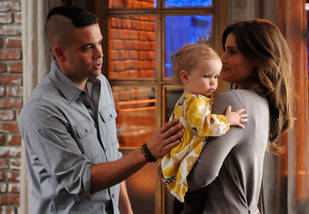Glee: What Is Quinn and Puck's Daughter's Name?