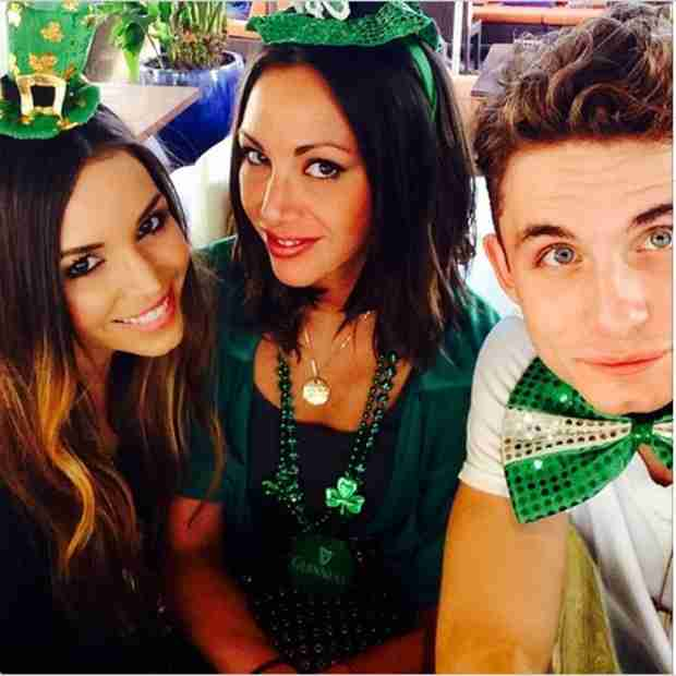 Kristen Doute and James Kennedy Are the Best St. Patrick's Day Couple Ever (PHOTO)