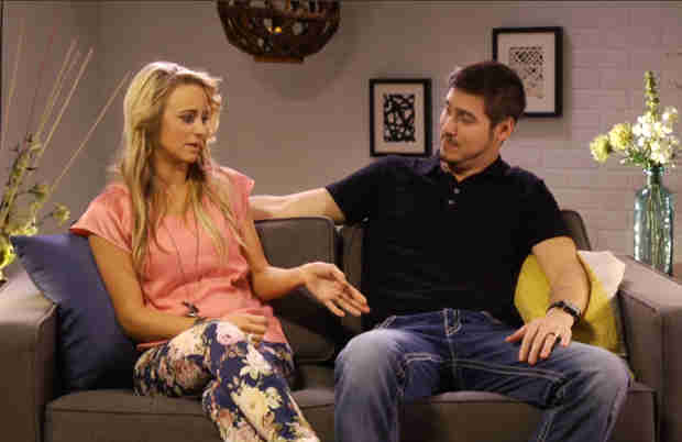 "Leah Messer Says Jeremy Calvert Would ""Go a Week"" Without Talking to Her!"