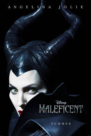 "Angelina Jolie Went ""A Bit Nutso"" While Filming Maleficent"