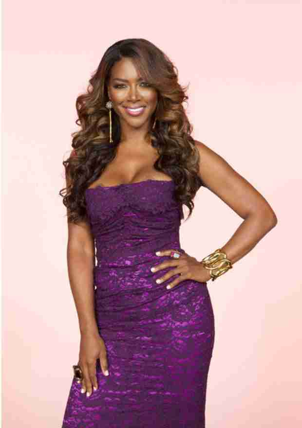 Kenya Moore Wins Rookie of the Year at Real Housewives Awards — Yay or Nay?