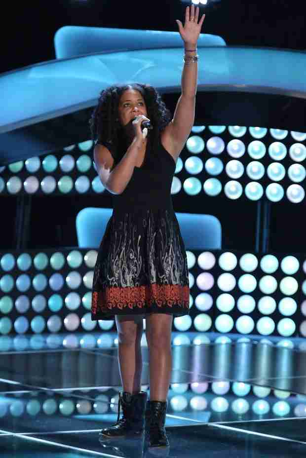 The Voice Contestant Music Box: Is That Her Real Name?